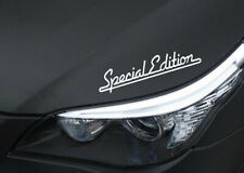 Special Edition Auto Aufkleber Limited Edition Sticker Tuning JDM OEM #1