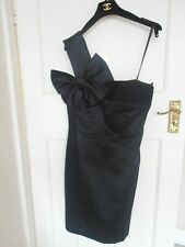 Shani Black Dress uk size 8 worn once