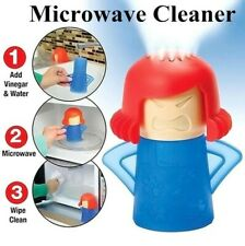 1Pcs Kitchen Oven Steam Cleaner Microwave Cleaner Easily Cleans Microwaves oven