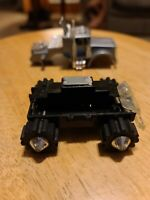Vintage + RARE 1981 Rough Riders Silver Semi Truck LJN Toys 4x4 view pictures