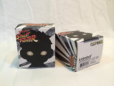 Gold Ryu Kidrobot Figure NYCC Comic Con 2013 Exclusive New Street Fighter golden