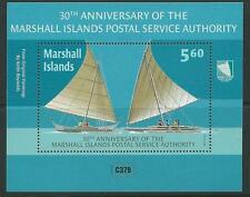 MARSHALL ISLANDS 2014 POSTAL HISTORY  MNH