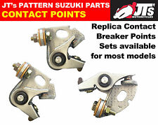 SUZUKI GT750 / GT550 TRIPLES FULL SET OF CONTACT / BREAKER POINTS