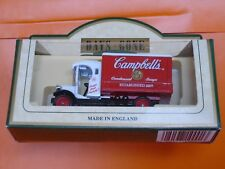 Lledo No 66003 - Diecast Model Of A 1926 Dennis Delivery Van - CAMPBELL'S SOUPS