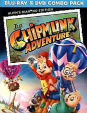 The Chipmunk Adventure (Blu-ray Disc, 2014, 2-Disc Set)