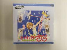 Weiss Schwarz Cardcaptor Sakura: Clear Card Booster Box Bushiroad