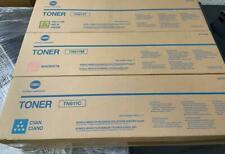 More details for konica minolta tn-611 cmy toner part number: a070250/350/450