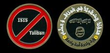 Challenge Coin - Anti-Islamic State ISIS and Taliban
