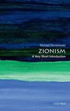 Zionism: A Very Short Introduction: By Stanislawski, Michael