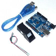 Optical fingerprint Module for arduino + 1pcs UNO R3 MEGA328P with usb cable