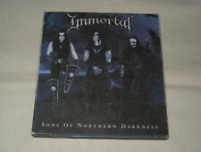 Immortal - Sons Of Northern Darkness CD satyricon darkthrone marduk emperor nile