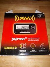 New ListingAudiovox Sirius Xm Satellite Radio Receiver and Car Kit Xpress Ez Xmck-5 Nib!