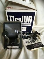 DeJur Dual 8mm Movie Editor Spectator Model 500 Vintage