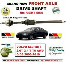 DRIVE SHAFT AXLE FITS VOLVO S60 384 V70 285 2.4 2.5 T AWD 2001-2010 LEFT HAND