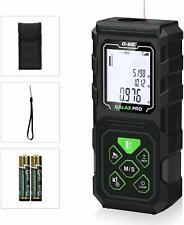 Laser Measure, GALAX PRO Laser Distance Meter 196ft/60m Range Finder Measure