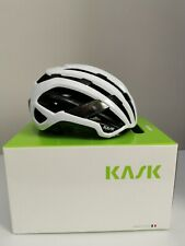 Kask Valegro Road Helmet Medium White 2020 Updated Padding