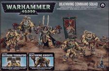 Deathwing Command Squad Dark Angels Warhammer 40K NIB Flipside