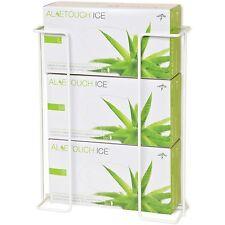 Medline Industries, Inc Wire Glove Dispenser Box Holder Triple 2/PK White