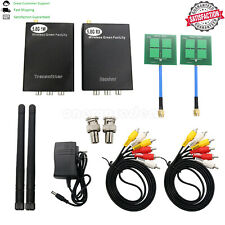 5.8G Transmitter and Receiver Wireless Audio Video System for Monitor RC dl45