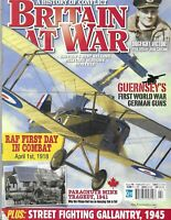 Britain At War Magazine World War 1 Guernsey German Guns RAF First Combat Day