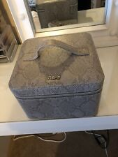 Preowned Next Jewellery Box Grey