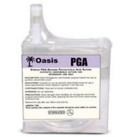 Oasis PGA 3-0 Suture Cassette, Braided Absorbable, 15Meters, Veterinary Use