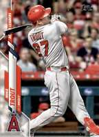 2020 Topps Update Mike Trout #U-292 Tw8176