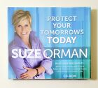 Suze Orman Protect Your Tomorrows Today CD-ROM Must-Have Documents New Free Shp