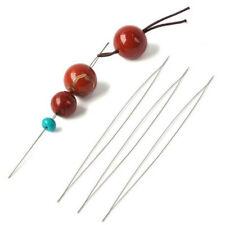 5 Stücke 57/75 / 115mm Perlen Nadeln Threading String Pins stickerei Nähwerkze