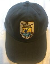 US Fish & Wildlife Service The Department Of The Interior Hat Brand New