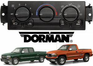 Dorman 599-218 Front Climate Control Module for Select Chevrolet/GMC Models New