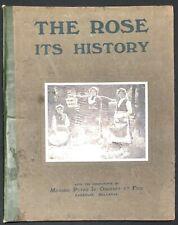 The rose / its history Petko Iv. Orozoff et fils / 1908 /