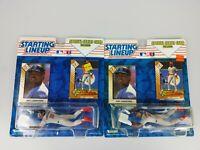 2x Ray Lankford 1993 Carninals MLB Baseball Starting Lineup Figure SLU