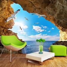 3d Wallpaper 1pc Blue Sky White Clouds Mural Living Room Bedroom Modern Ceiling