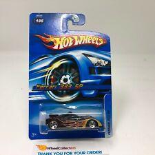 #129  Ferrari 333 SP #195 * Black * 2006 Hot Wheels * HH33
