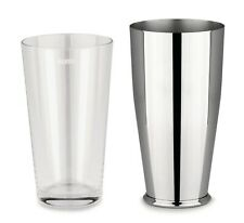NEW Alessi Boston Shaker with Glass