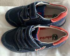 Naturino Sneaker blau/rot, Größe 29