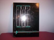 1987 EAGLES Tennessee Technological University Yearbook, Cookeville, Tennessee