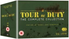 Stephen Caffrey, Terence Knox-Tour of Duty: The Complete Se (UK IMPORT)  DVD NEW