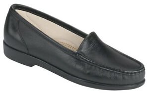 SAS Simplify Black Women's Shoes Many Sizes & Widths New In Box