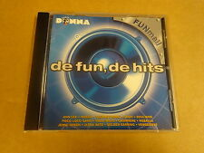CD RADIO DONNA / DE FUN, DE HITS