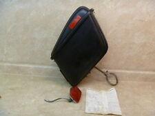 Honda CB450 CB 450 Police Used Bates Sanddlebag & Lid Assembly 60s 70s VTG #BDK