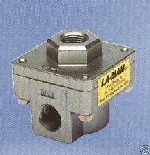 "QUICK EXHAUST VALVE 1/4"" NPT BY LA-MAN PN SQE3000-02 NEW!"
