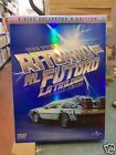 """DVD """"RITORNO AL FUTURO LA TRILOGIA"""" 4 DISC COLLECTOR'S EDITION"""