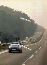 Porsche-911E-Coupe-1969-Reklame-Werbung-genuine Advertising - nl-Versandhandel