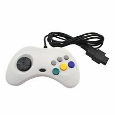 Replacement Wired Game Controller Gamepad Compatible With Sega Saturn