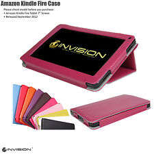 "Amazon Kindle Fire Tablet Case Cover, 7"" Multi-Touch Screen, Released Sept 2012"