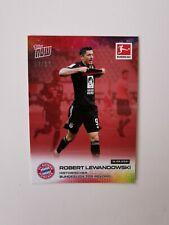 Robert Lewandowski, Bayern München, Topps Now #188, 04/99, TOR REKORD