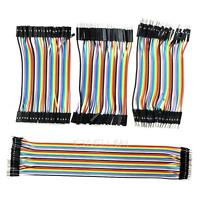 120pcs 11cm/30cm Male to Female Dupont Wire Jumper Cable for Arduino Breadboard