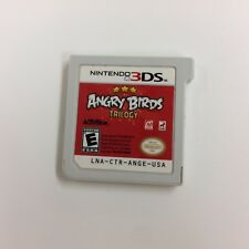 Angry Birds Trilogy 3DS Game Only (US/Canada Version) Not working in the UK